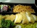 膳菜家のトルコライス