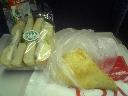 トランドール博多駅店のパン